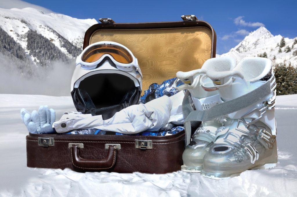 Prepara tu maleta para las vacaciones de esquí