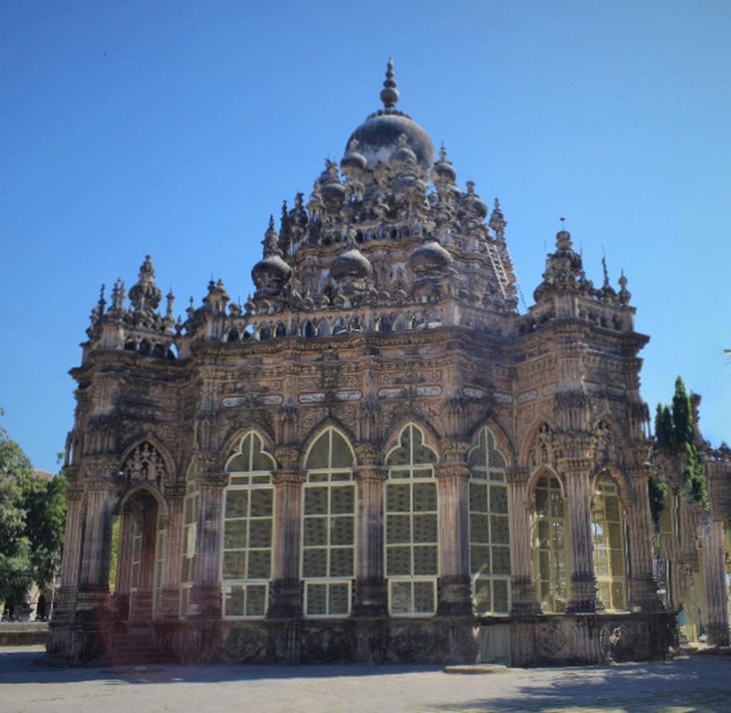 Mahabat Maqbara, Junagadh, Gujarat, India