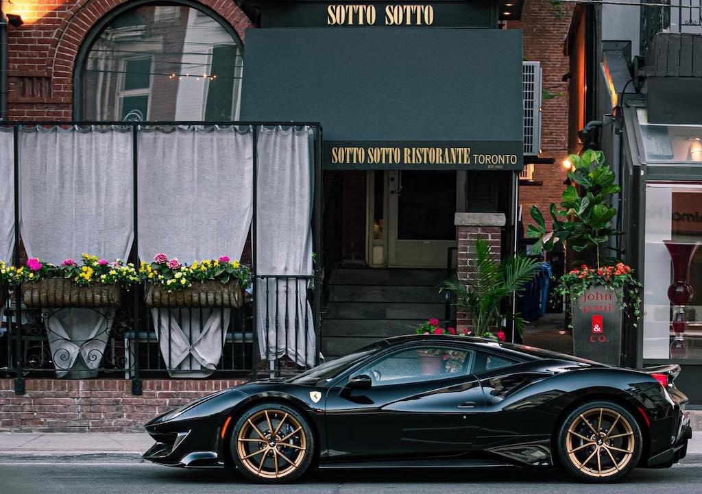 4 restaurantes para probar en Toronto - restaurante Sotto Sotto, Toronto