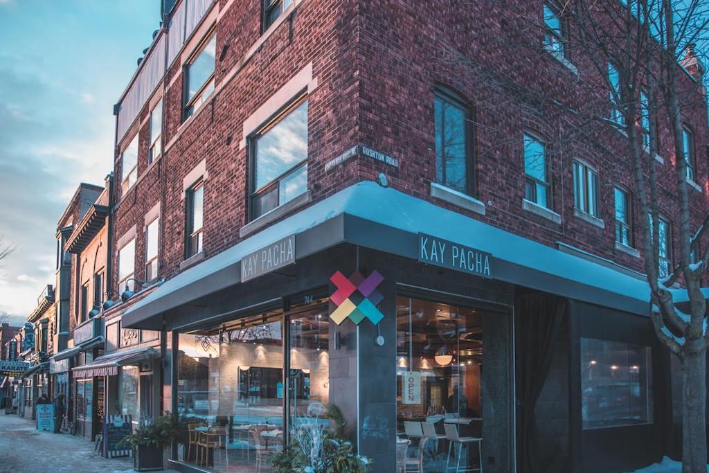 Restaurante Kay Pacha, Toronto
