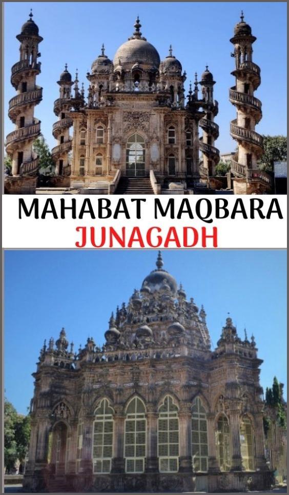 Mahabat Maqbara - Arquitectura, historia y cosas para saber