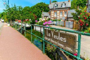 Qué hacer en Normandía Veules les Roses