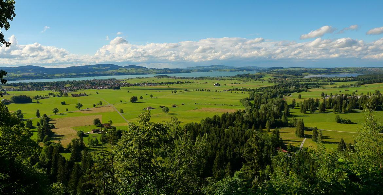 Viaje por carretera Baviera Alemania