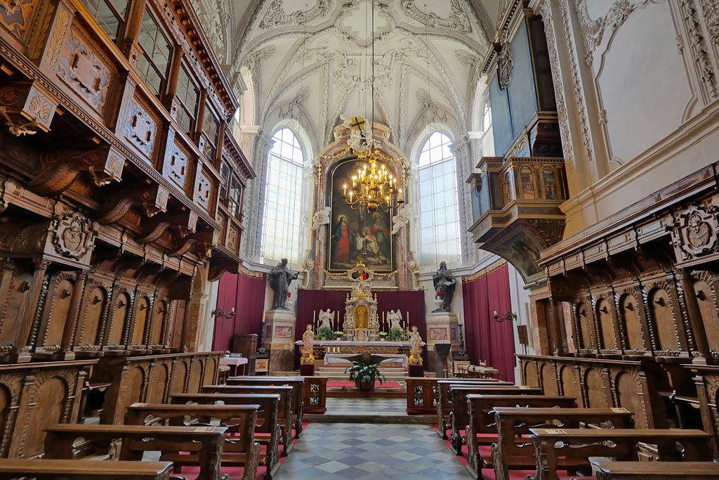 Hofkirche en Innsbruck