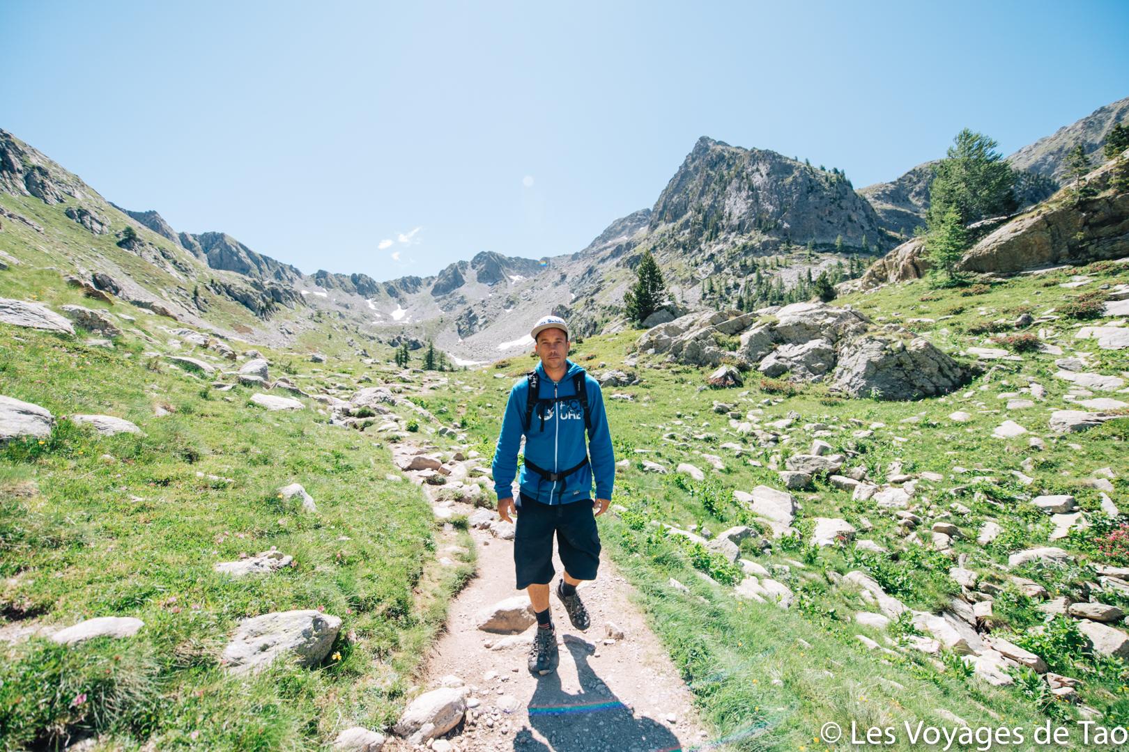 Excursión al Lago Mercantour de Trecolpas