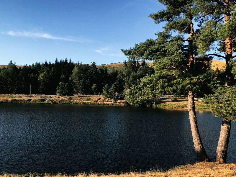 Lago de la felicidad Camprieu