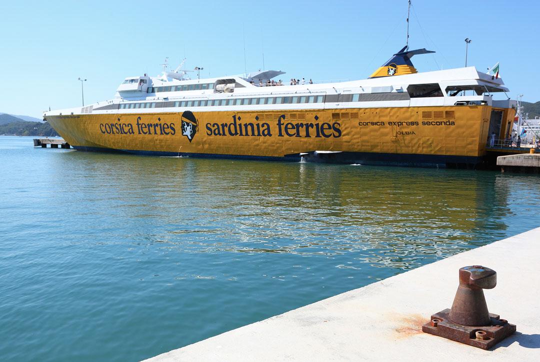 ferry-Córcega