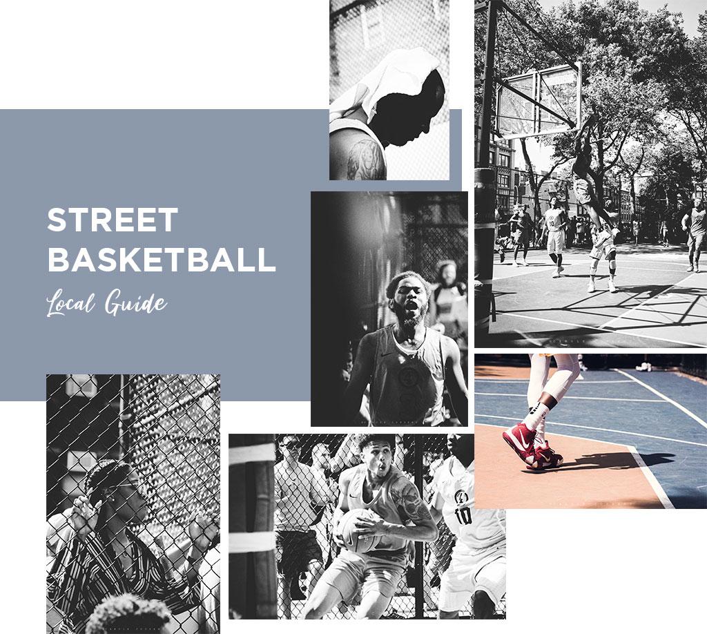 street basketball nueva york