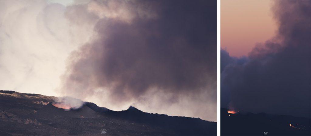 2018 erupción del volcán horno
