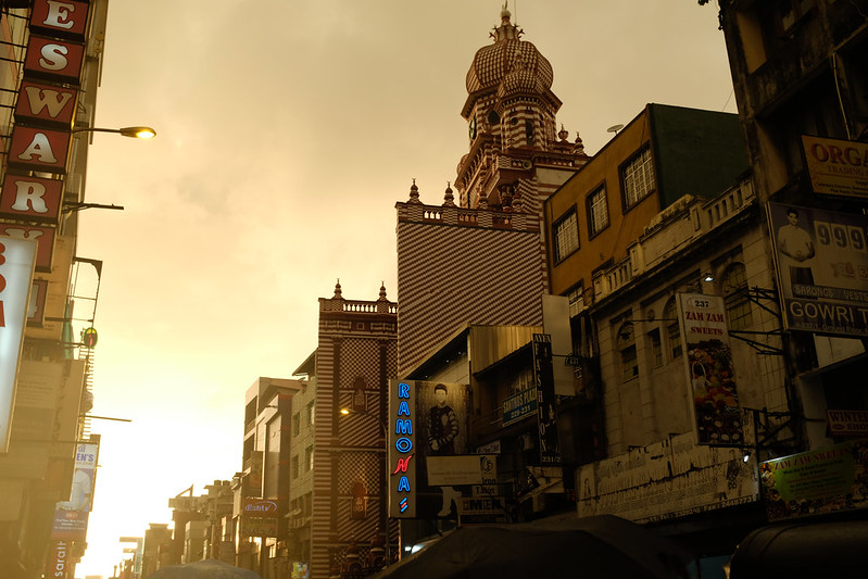 Viajes de Colombo a Sri Lanka