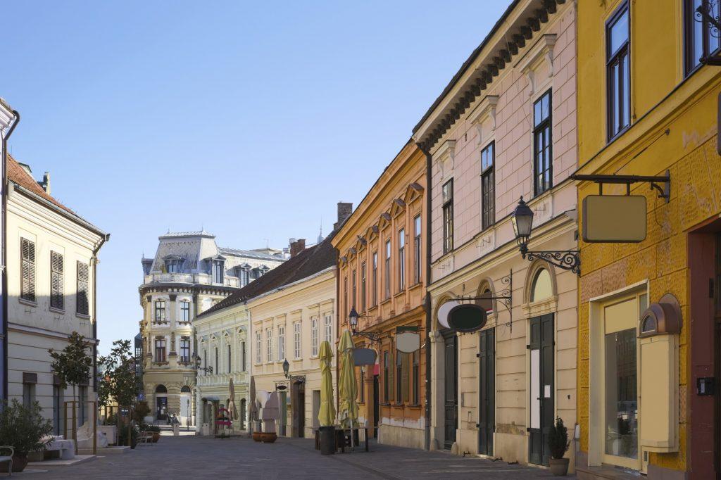 calles de Pecs