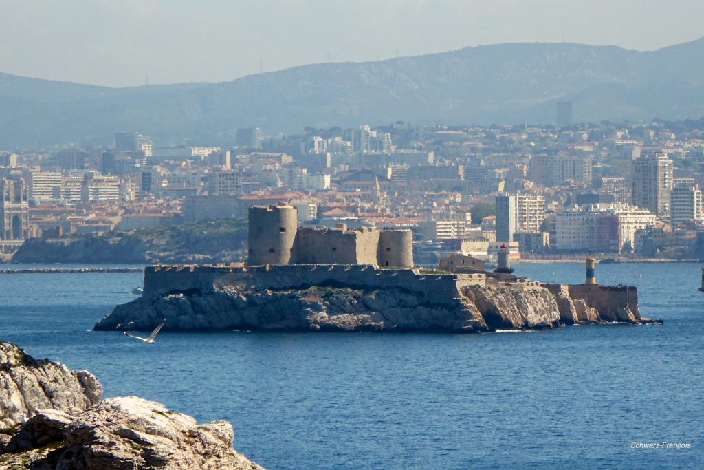 El castillo de If