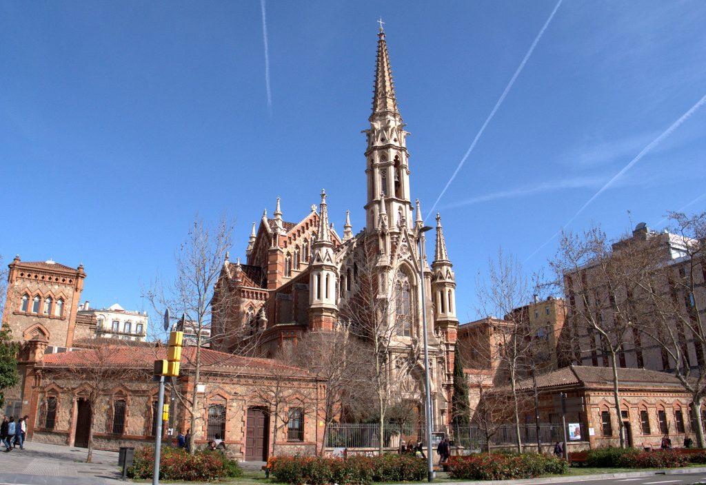 Iglesia de Saint-François-de-sales de Barcelona