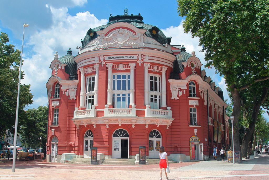 Teatro de Varna