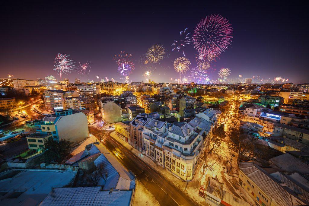 Fiesta en Varna