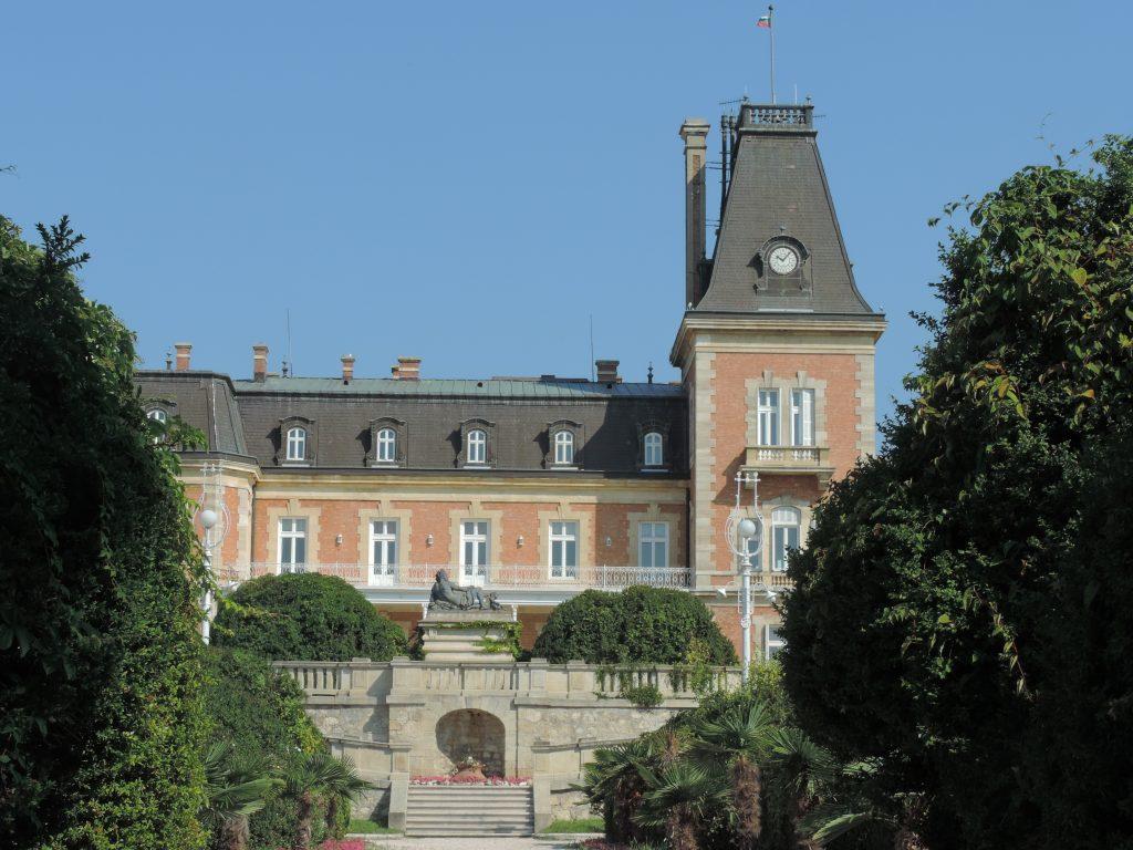 castillo de Euxinograd