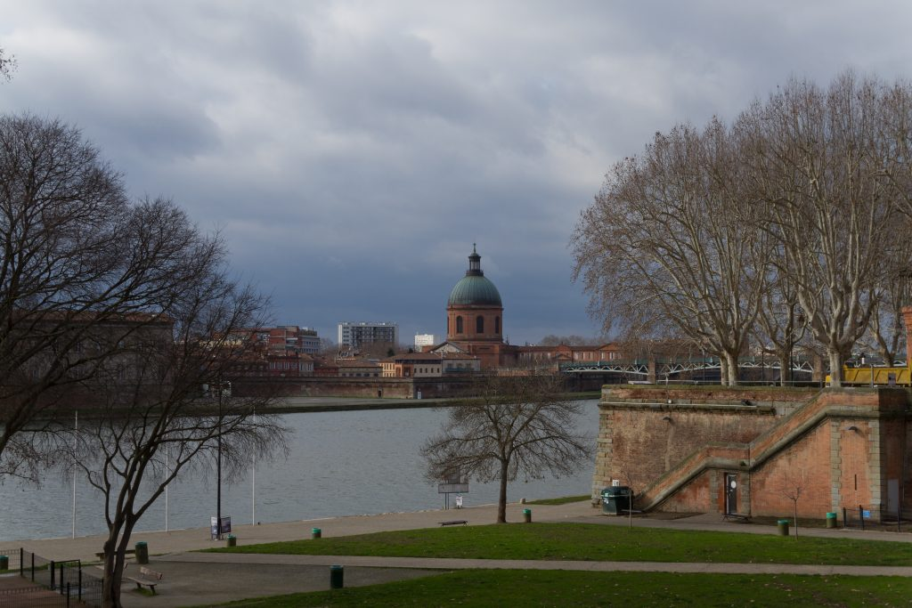 Toulouse, Quai de la Daurade