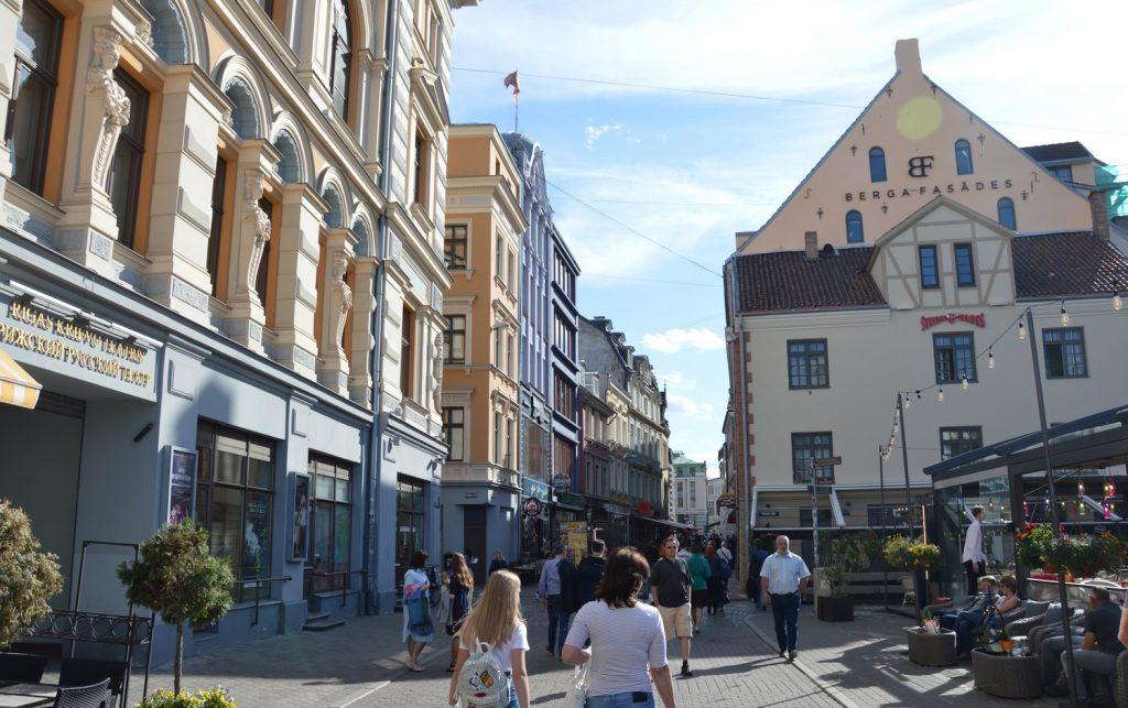 rue Kalku Riga