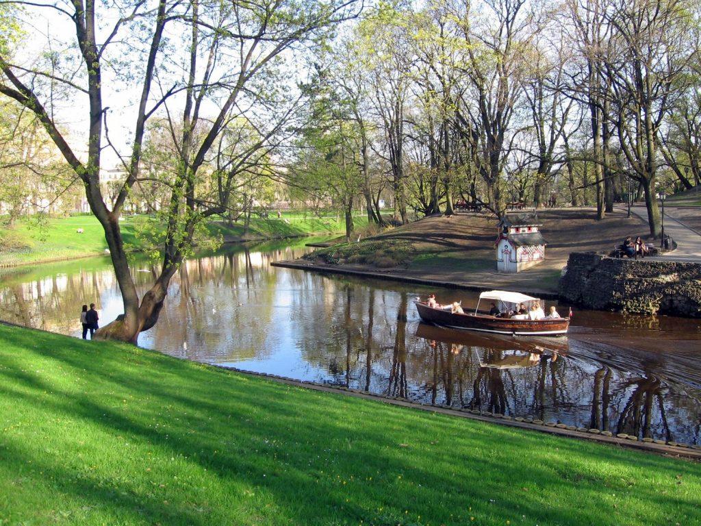 Parque Kronvalda