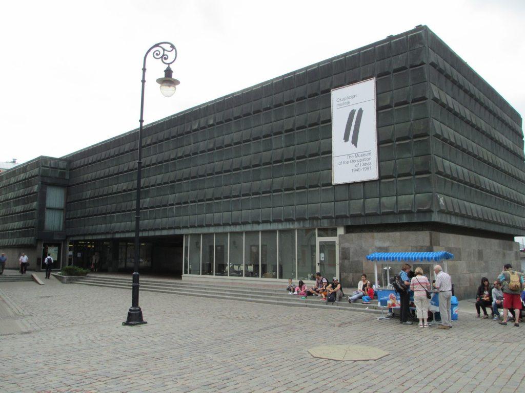 Museo de la Ocupación de Riga
