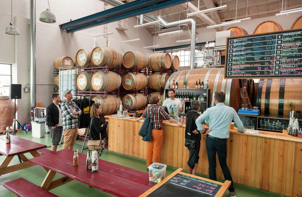 Cervecería de Copenhague