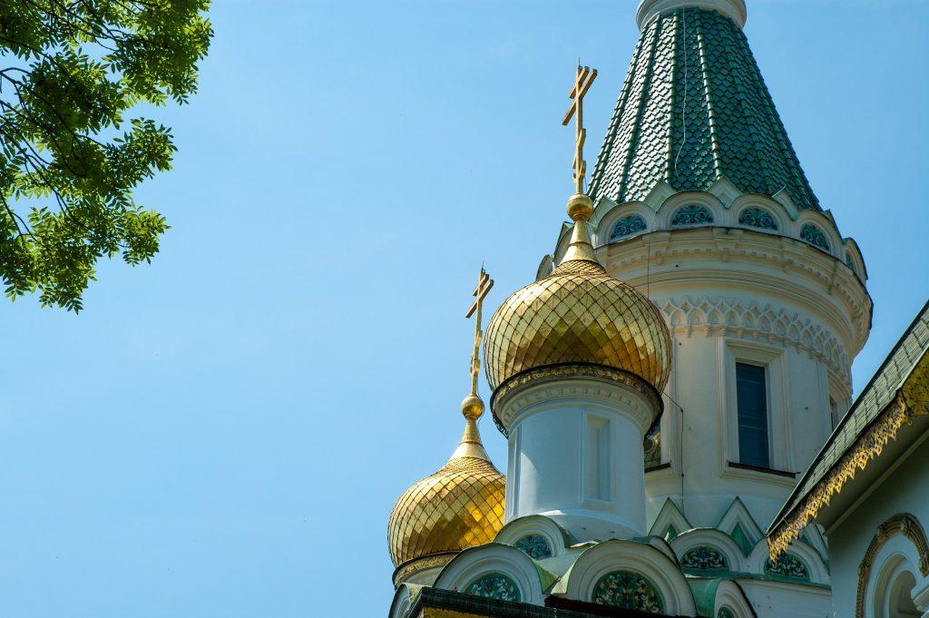 Iglesia rusa Sofia