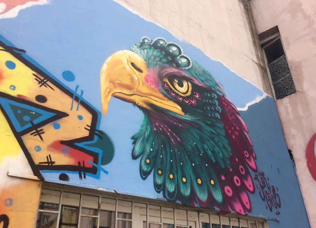 arte callejero Sofia
