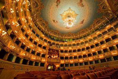 Teatro La Fenice Venecia