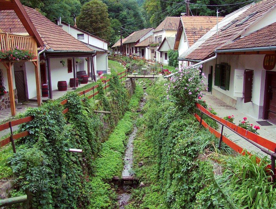 Pueblo de Hungría