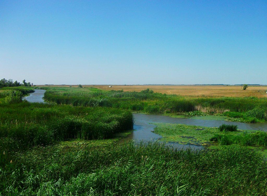 Parque Nacional Hortobagy en Hungría