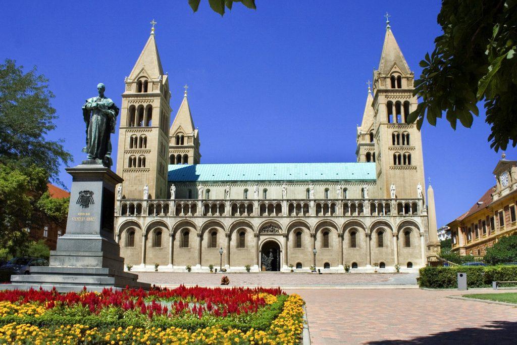 cathédrale Pecs