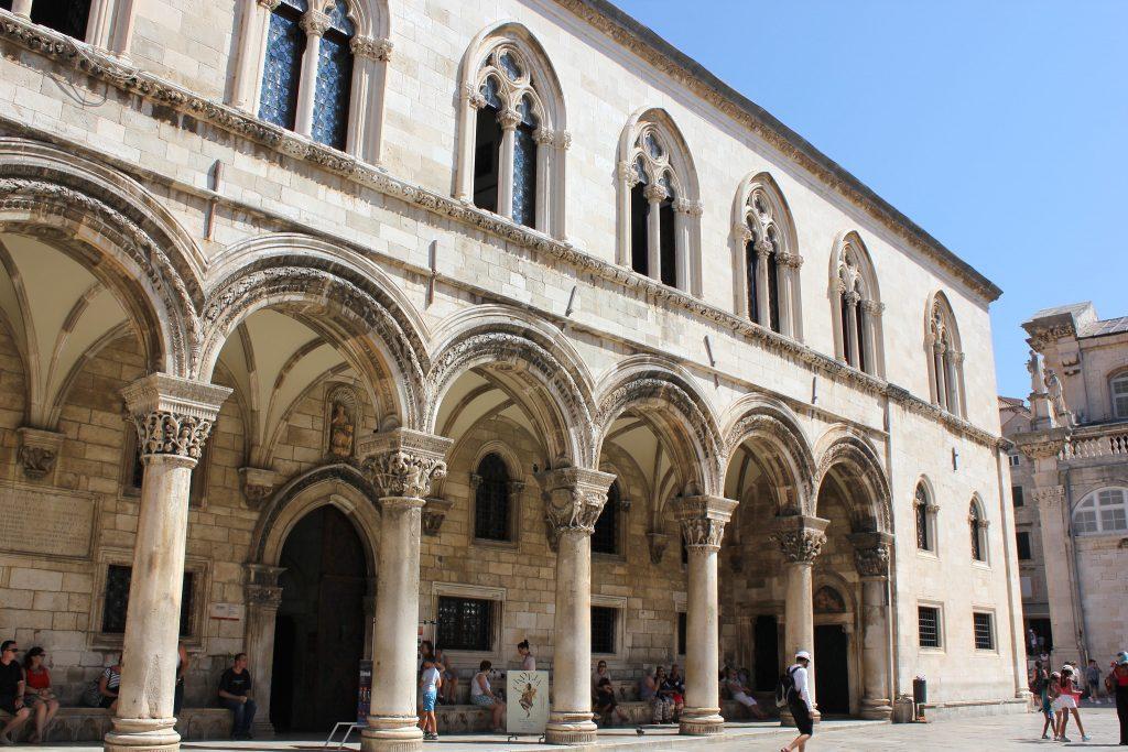 Rector del palacio de Dubrovnik
