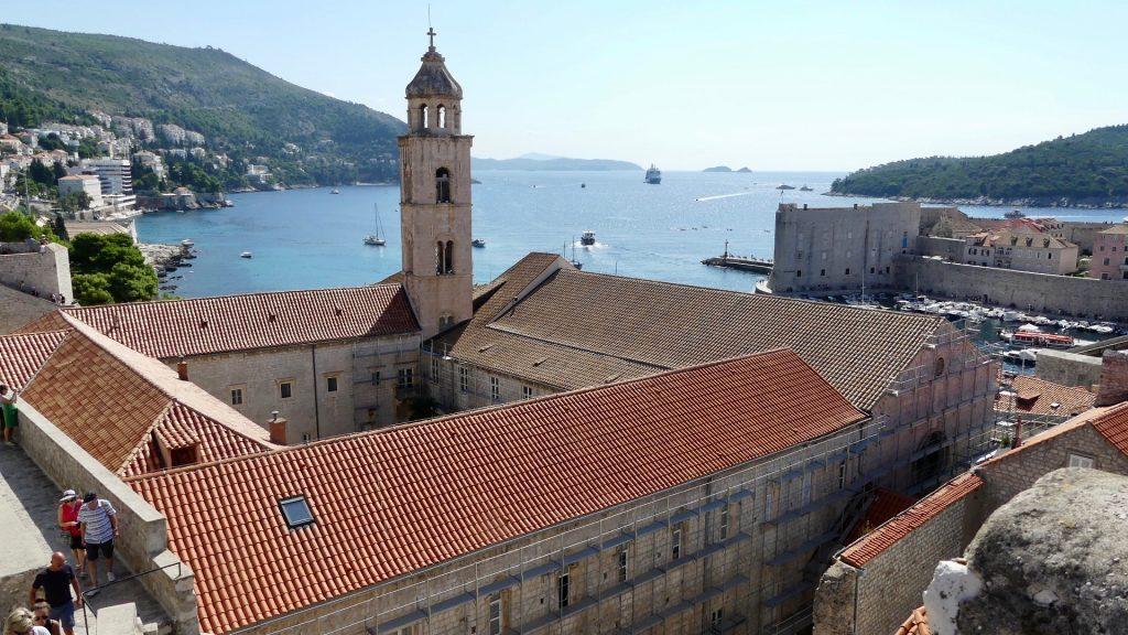 Monasterio de los dominicos en Dubrovnik