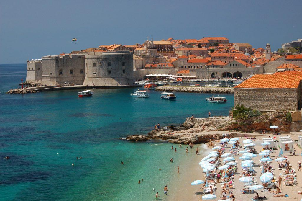 playas Banja Dubrovnik