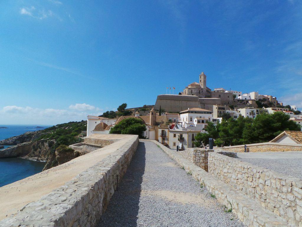Caminar en Ibiza