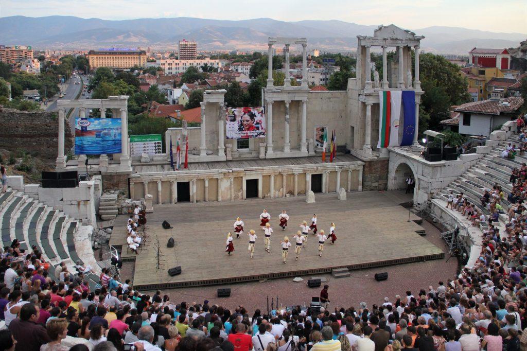 Teatro de Plovdiv