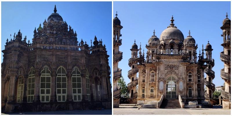 Mausoleo de Mahabat