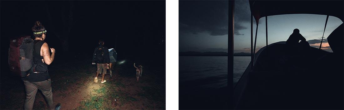 retorno nocturno chunga ciudad de panamá