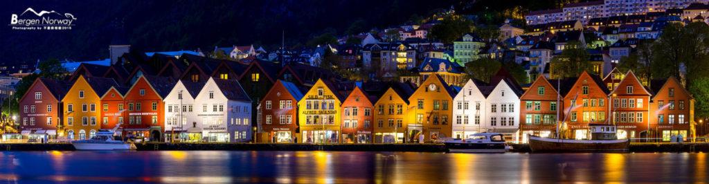 Bryggen, Bergen (Noruega)