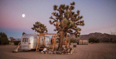 el mejor airbnb de joshua tree un airstream vintage de 1964 1