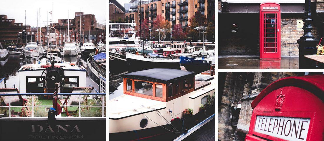 Muelles de Londres