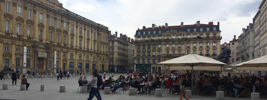 La ciudad de Lyon
