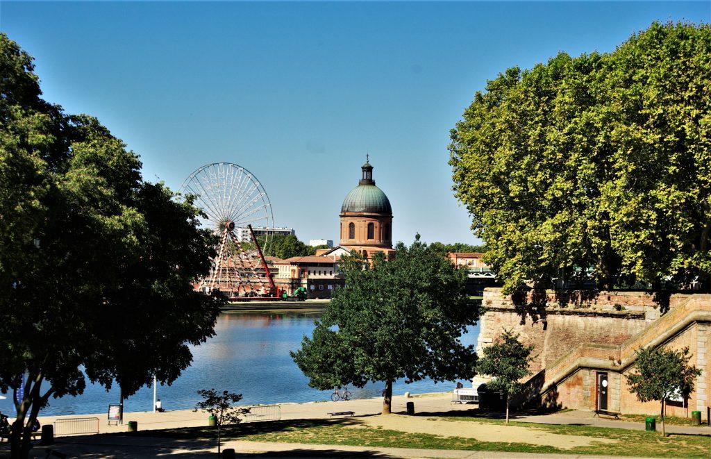 Toulouse el Garona