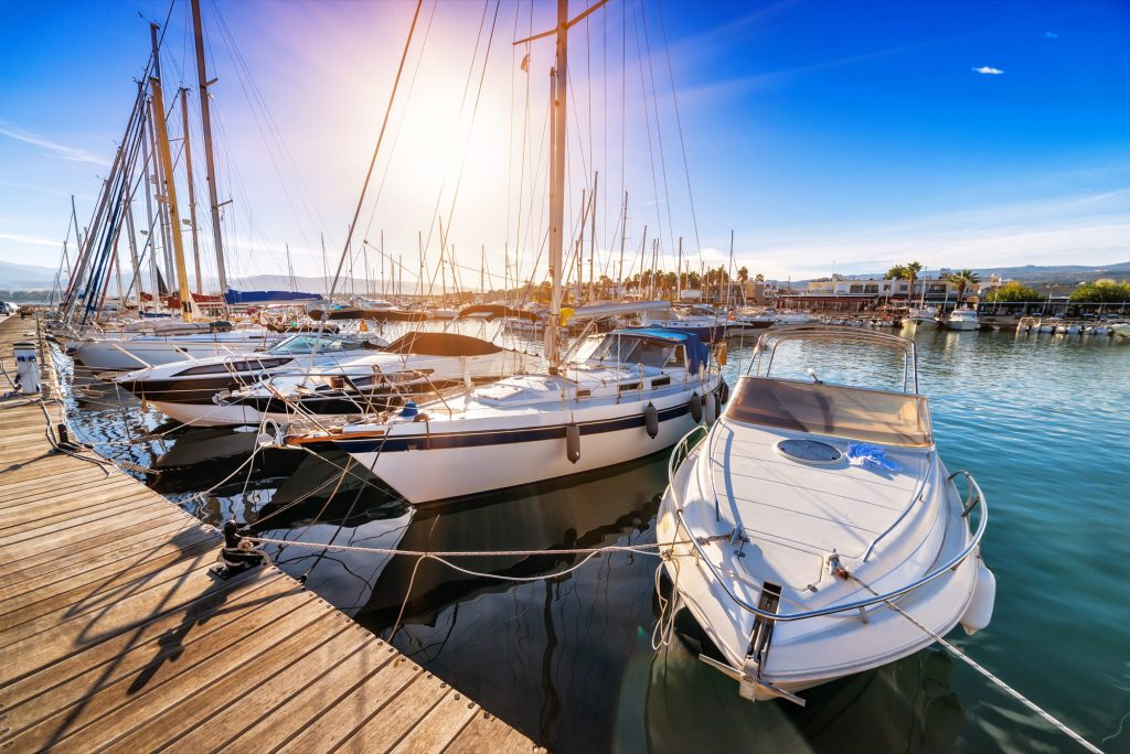 ¿Qué barco de alquiler elegir?