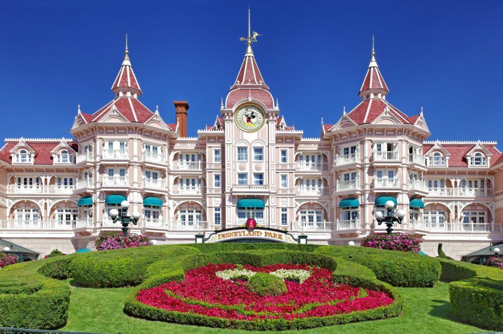 Una estancia en Disney