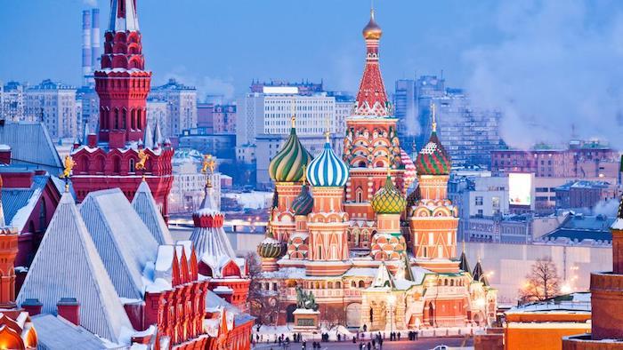 10 lugares para visitar en Rusia