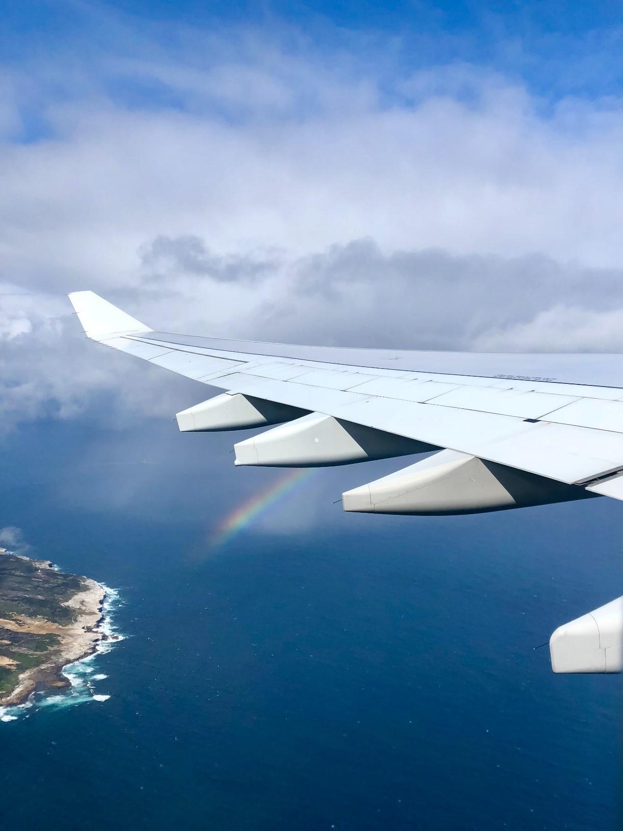 Vuela a Santorini