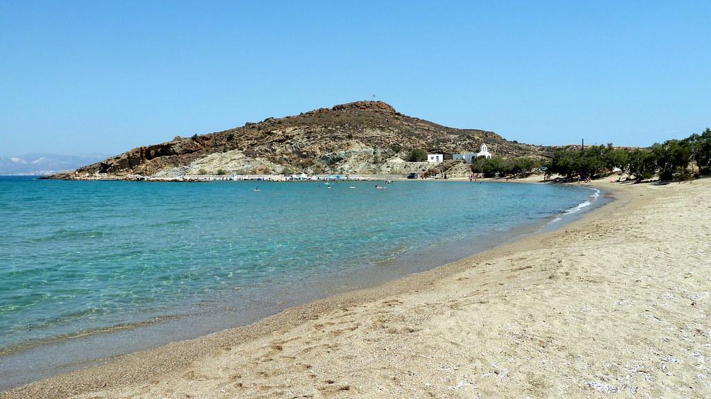 Playa de Molos en Paros