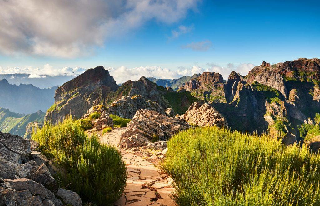 Excursión a Madeira