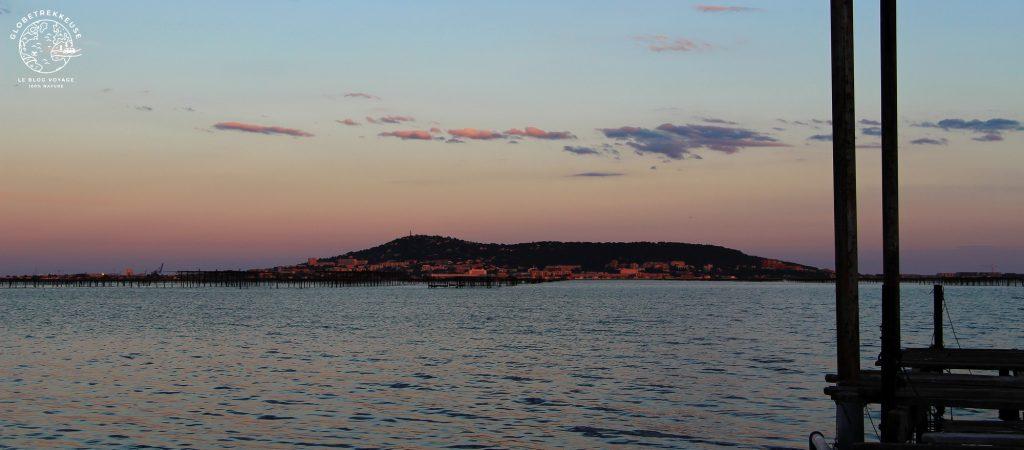 Visita la laguna de Thau, cerca de Sète